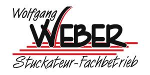 Stuckateur Wolfgang Weber GmbH Gäufelden Logo